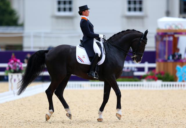 Olympics Day 11 - Equestrian